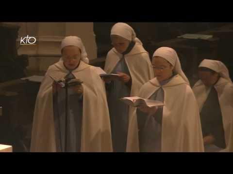 Vêpres et Eucharistie du 17 octobre 2015
