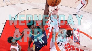 NBA Daily Show: Apr. 18 - The Starters - Video Youtube