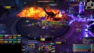 Conviction vs Mythic Skorpyron - Demonology Warlock PoV