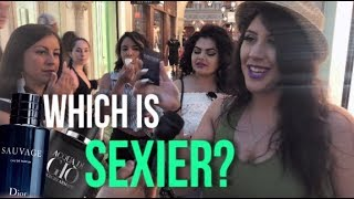SAUVAGE EDP VS. ACQUA DI GIO PROFUMO - Which Do Women Prefer?? / Most Complimented Fragrances 2018