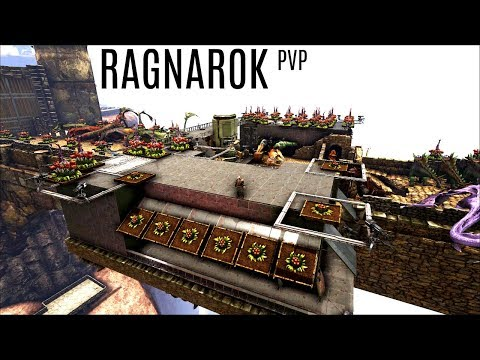 Download BASE EXPANSION w/ Yutti Tame and PVP - Ragnarok PVP (E15) - ARK Survival HD Video