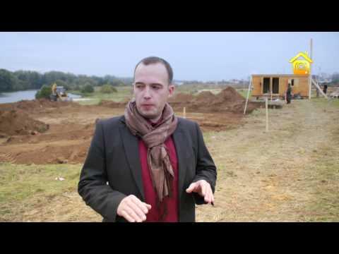 Земляные работы в начале строительства. Порядок и правила проведения  // FORUMHOUSE