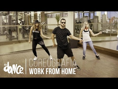 Work From Home - Fifth Harmony ft. Ty Dolla $ign | Choreography - FitDance