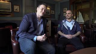 Slacks Interviews Puppeh and KuroKy at the Newport Bay Club