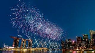 NDP 2019 NE Show 1 Fireworks (4K)