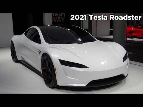 External Review Video mpH0a47J5LY for Tesla Roadster Electric Sports Car (2nd Gen)