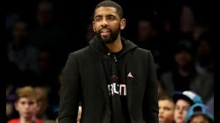 Kyrie Irving Will he play in NBA All Star game Boston Celtics star speaks out