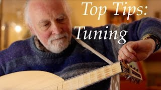 Luteshop's top tips - Tuning