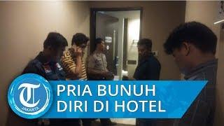 Pria Jakarta Bunuh Diri di Hotel, Tulis Wasiat: Aku Minta Debuku Dibuang ke Laut Bali