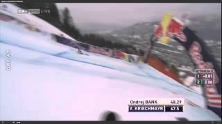 FIS Worldcup Super-G Kitzbühel (AUT) 2015 - Vincent Kriechmayr
