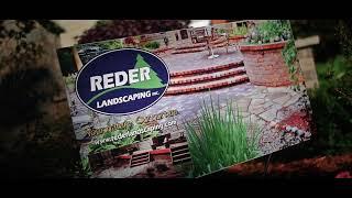 Reder Landscaping commercial