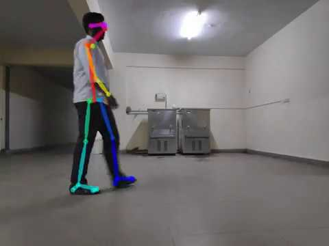 TwisterPose! A game made with Open Pose  - смотреть онлайн на Hah Life