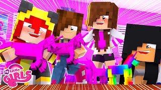 Minecraft: O MUNDO MÁGICO DAS MENINAS!!! - MY LITTLE GIRLS #1 (SÉRIE NOVA)