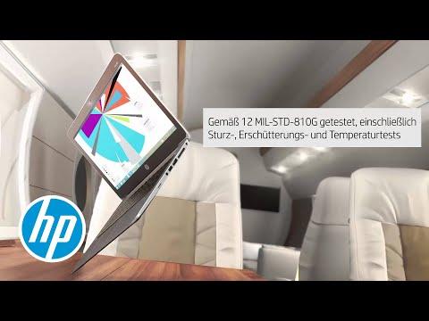 Das HP EliteBook Folio 1040 G2 Notebook-PC