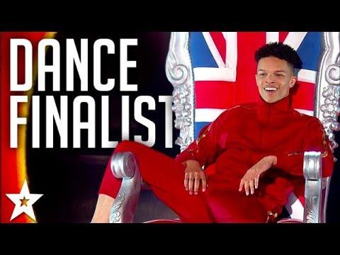 BEST Dancer of Britain's Got Talent 2016 | Got Talent