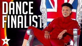 BEST Dancer of Britain's Got Talent 2016 | Got Talent
