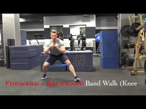 Forward   Backward Band Walk