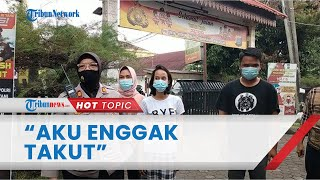 Viral Video Preman Palak Pedagang di Medan dan Tantang Polisi untuk Menangkapnya: Enggak Takut Aku