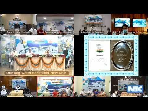 Tirunelveli District bags the best district award under Swacch Bharat Mission