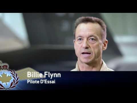La perspective d'un pilote: Le F-35 à monomoteu