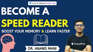How to Learn Anything 3x Faster and Retain it for a Longer Time   Dr. Anand Mani