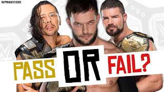 NXT Champions vs The Main Roster