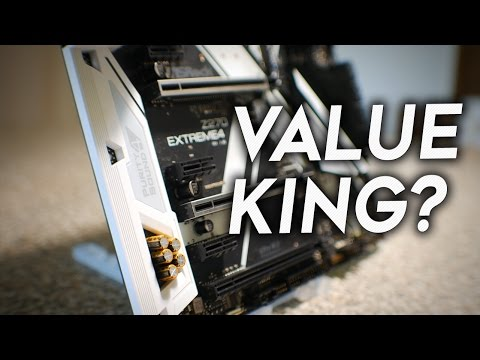 """Asrock Z270 Extreme 4 Review – The """"SweetSpot"""" Motherboard?"""