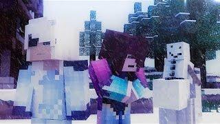 [Пародия] Холодное сердце и Minecraft: За окном говно в сугробах! (Rus by Rissy)
