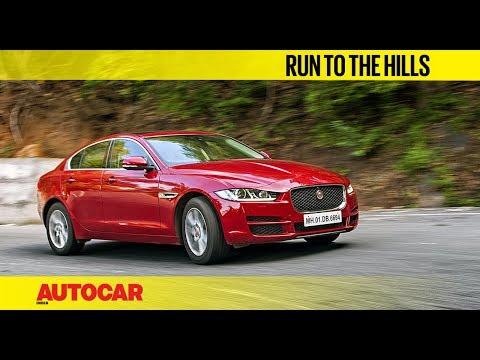 Run To The Hills – Yercaud   With Jaguar XE   Autocar India