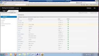 SAP BPC 10 Session 1