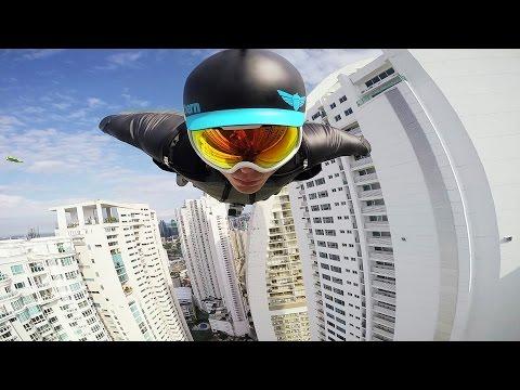 Radical - Vôo Entre Arranha-céus com Brandon Mikesell