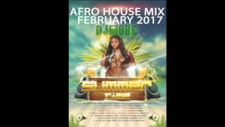 Afro House Music Mix February 2017 - DjMobe