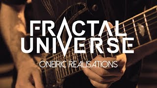 "Fractal Universe release new single: ""Oneiric Realisations"""
