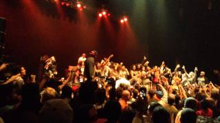 A$AP Ferg - Bangin' On Waxx live performance for Rutgers