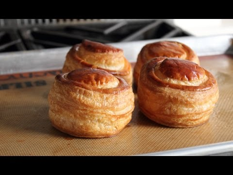 Puff Pastry Shells (Vol au Vents) – How to Make Puff Pastry Cups for Fillings