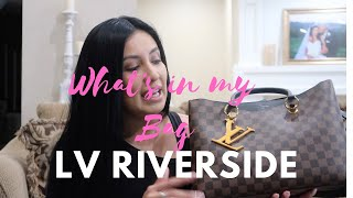 Whats In My Bag LV RIVERSIDE