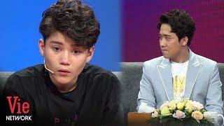Trấn Thành xúc động với cậu bé mất bố từ năm 8 tuổi, không thể mở lời tâm sự cùng mẹ | Tôi Tuổi Teen