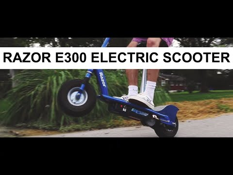 Razor E300 Electric Scooter from the Thrift Store