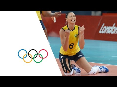 Brazil Win Women's Volleyball Gold - London 2012 Olympics