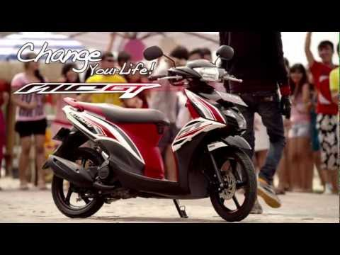 Yamaha Mio GT - Change Your Life (TV Commercial)