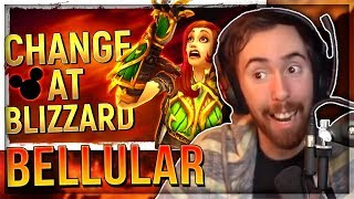 """Asmongold Reacts to """"Activision's Rising Influence Over Blizzard & A New Low For The WoW Store"""""""