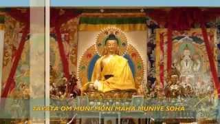 Mantra de Buda Sakyamuni.
