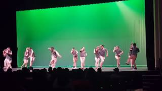HHM Original Round | UC Merced Dance Off 2017