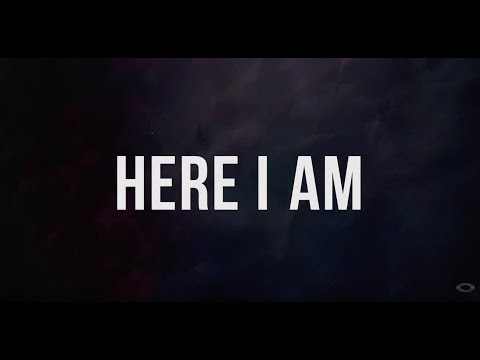 Here I Am - Youtube Lyric Video