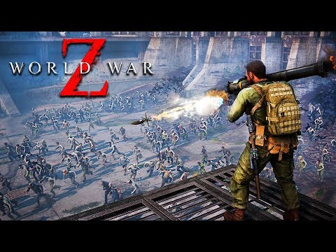 Zombie survival game    world war z