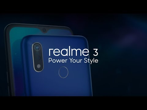 Realme 3 |  Power Your Style FlipkartUnique