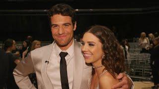 DWTS: Joe Amabile and Jenna Johnson Reflect on 'Wonderful' Journey Following Elimination (Exclu…