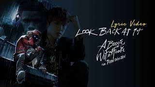 A Boogie Wit Da Hoodie X Park Woo Jin (박우진)    Look Back At It   Lyric Video | 6CAST
