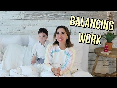 WORK LIFE BALANCE IS HARD | ALEX AND MICHAEL