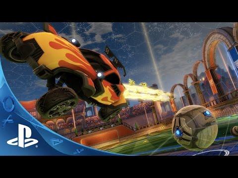 Rocket League - Revenge of the Battle-Cars DLC Pack